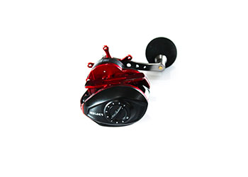 Fishing reel for bait casting